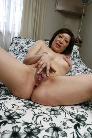 Mature Asian Pussy